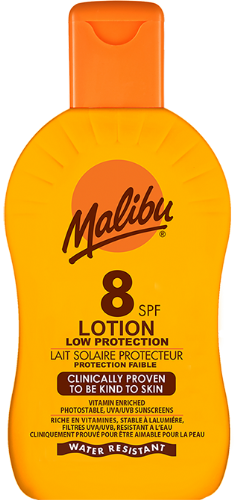 Lotion Protection SPF8
